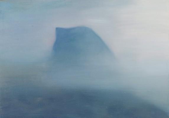 Góra we mgle