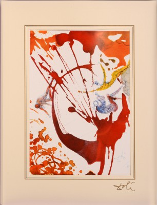 """Genesis 1; 27 z teki """"40 Paintings of the Bible"""""""