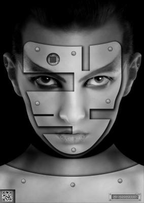 Mask 1, 2015/2019