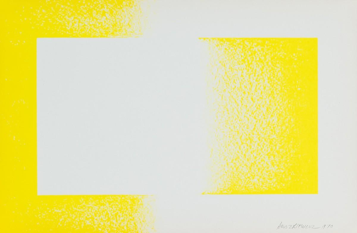 Żółty odwrócony