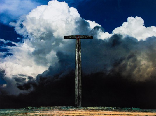 Kompozycja z krzyżem