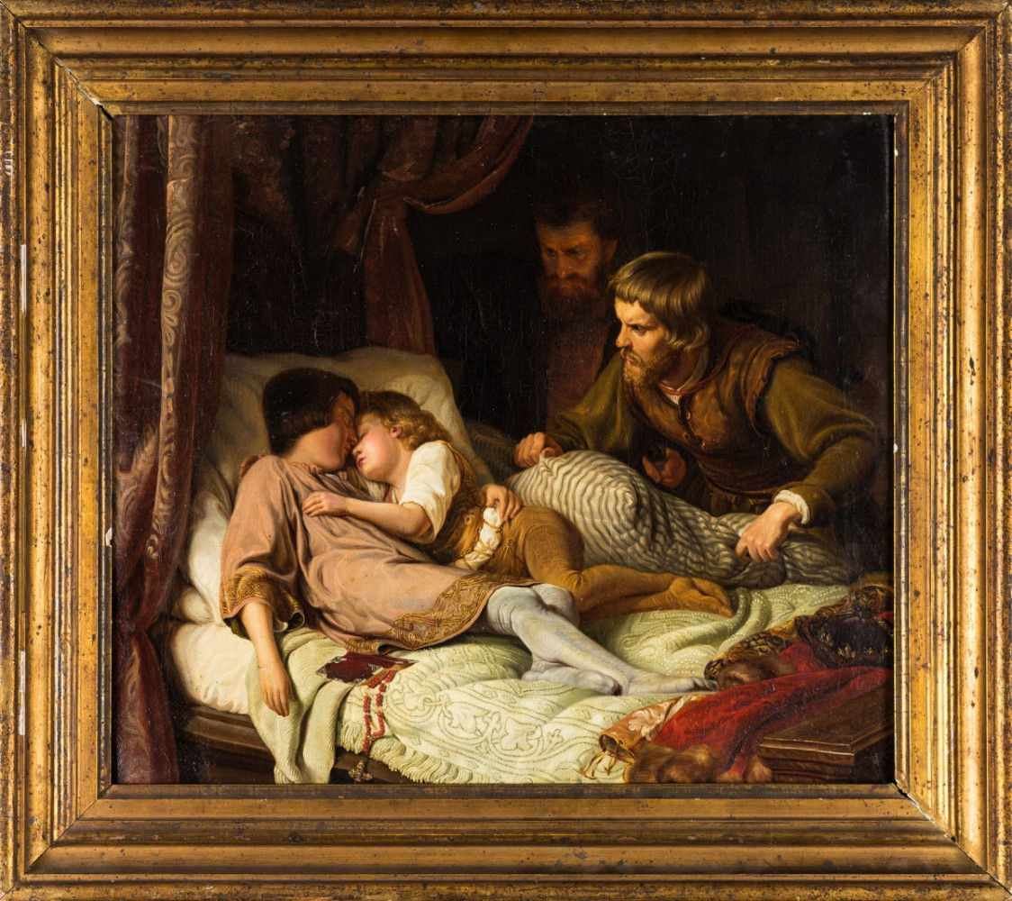 The Murder of the Children of King Edward