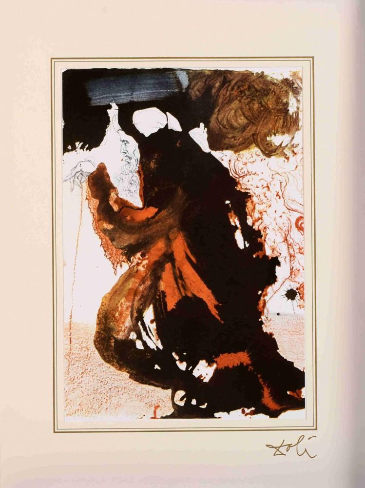"Caementarii In Manu Domini z teki ""40 Paintings of the Bible"""