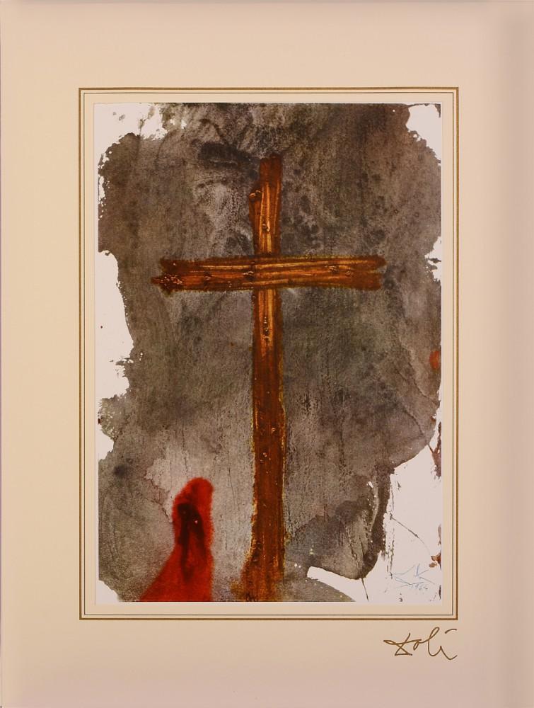 """Vere, hic homo iustus erat (Luke 23:47)z teki """"40 Paintings of the Bible"""""""