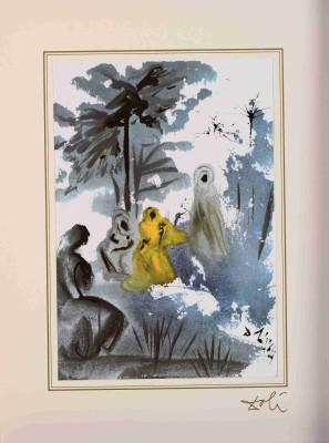 """Familia Ruth moabitidis z teki """"40 Paintings of the Bible"""""""