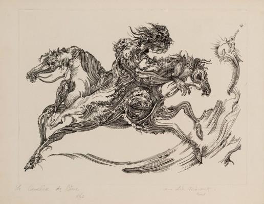 Le Cavalier des Cimes