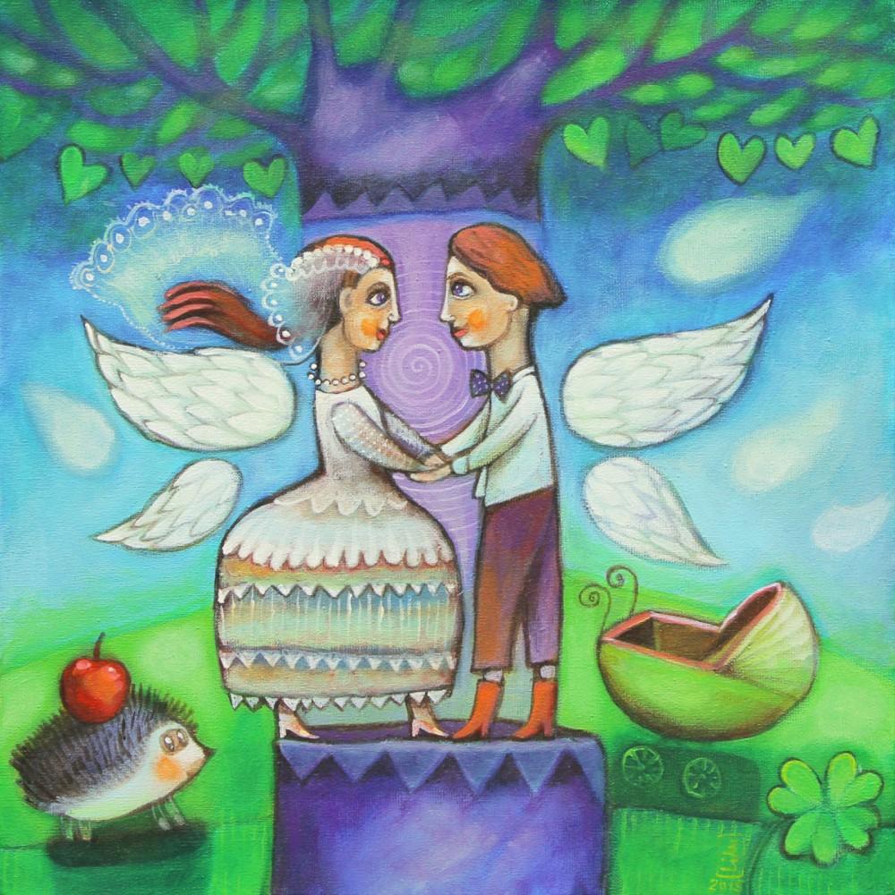 Anioł Zwiazków
