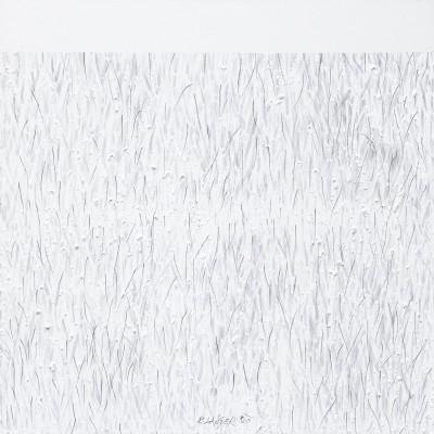 White Monochrom  nr. XIX
