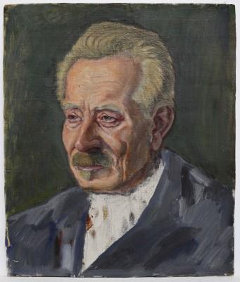 Bez tytułu (portret mężczyzny)